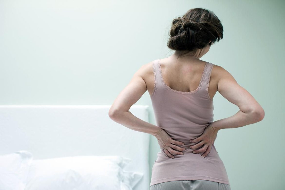 How mood disorders affect chronic low back pain