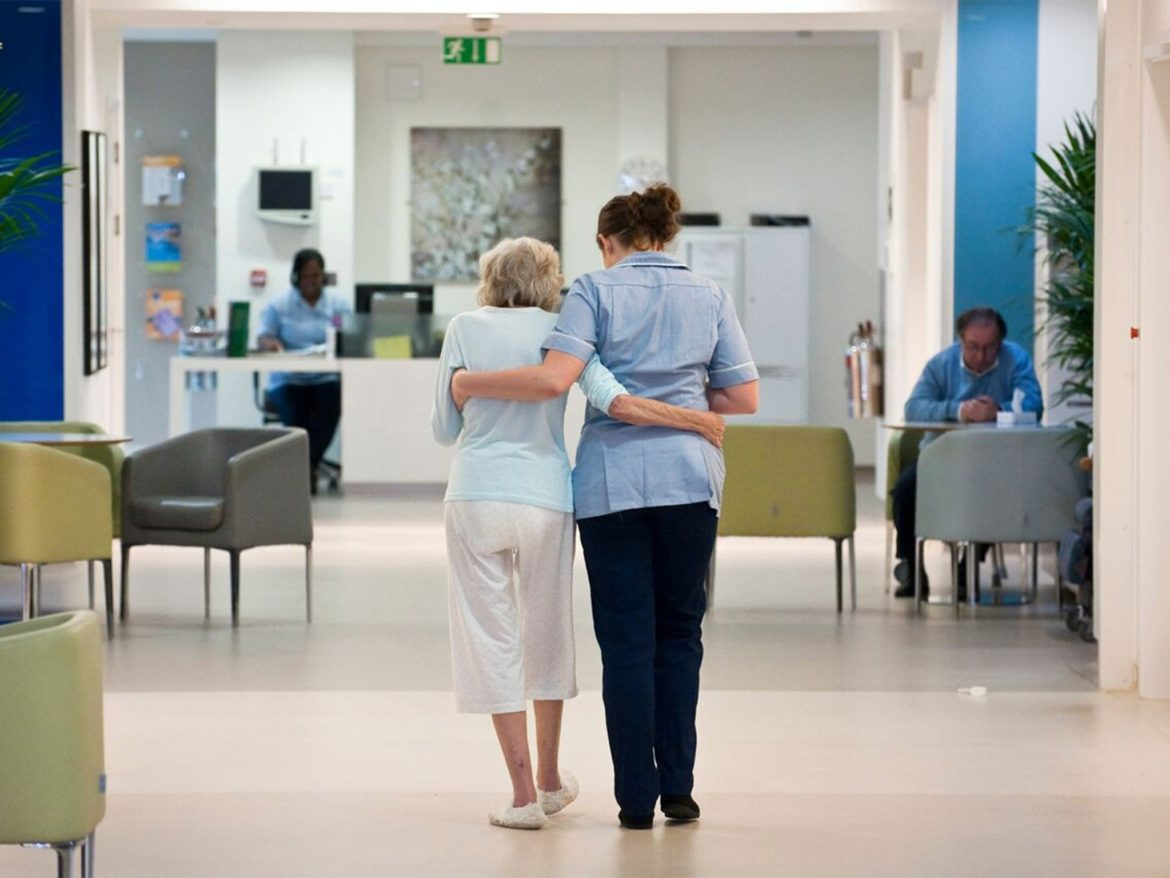 Managing pain not death how hospice helps