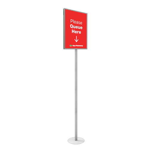 A3 LOLLIPOP STAND