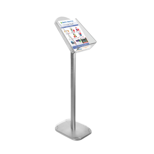 A4 LOLLIPOP STAND - (LPO1)
