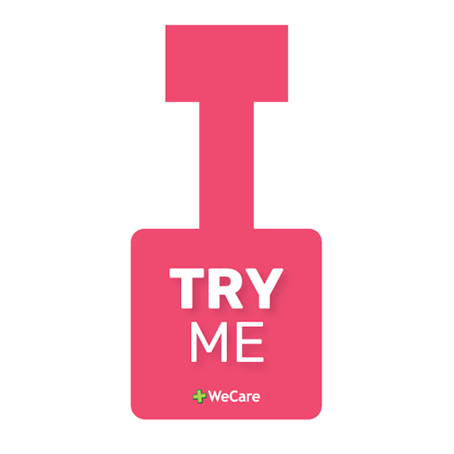 WOBBLER - TRY ME (20 PACK)