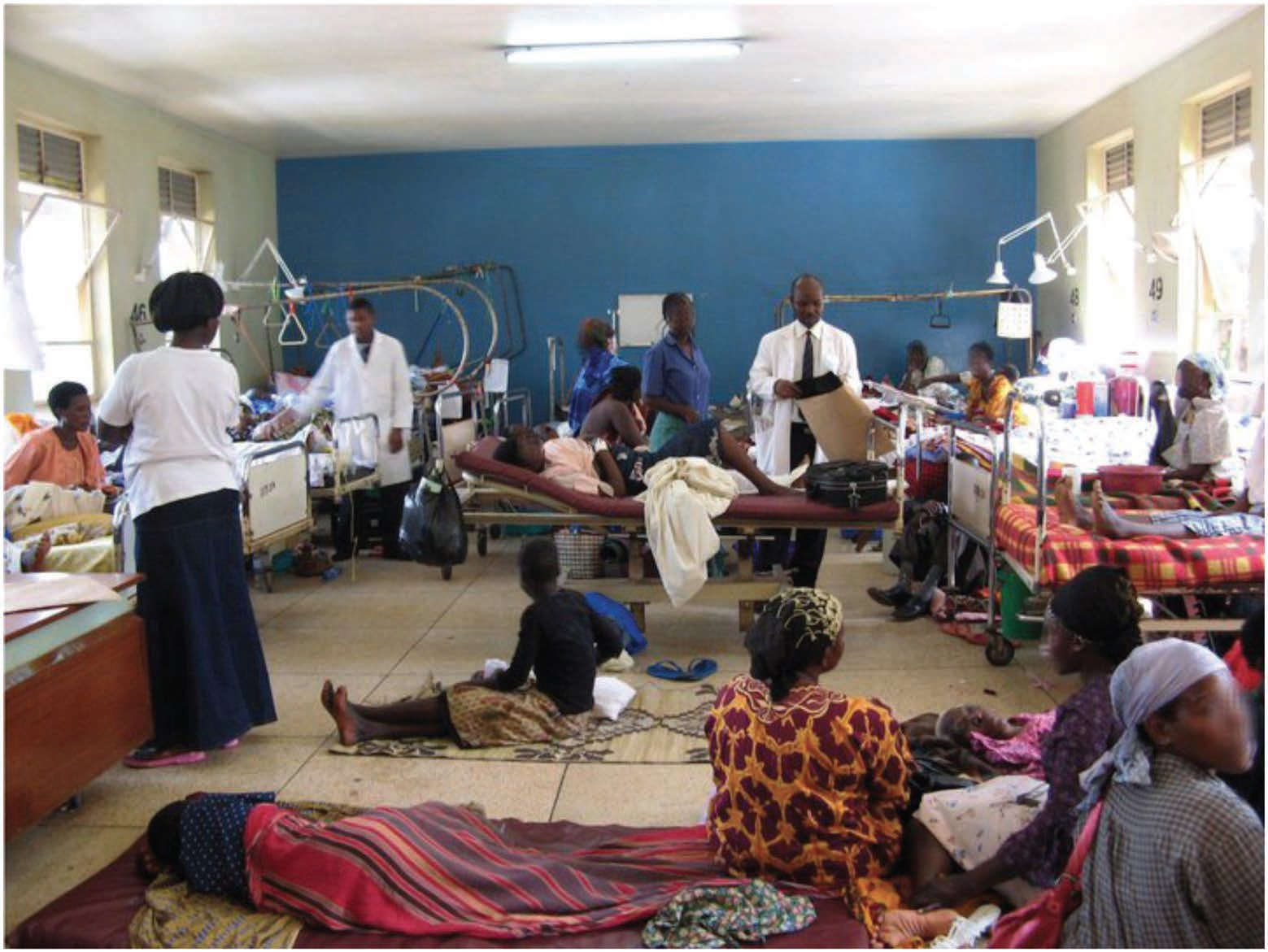 Image result for POOR STATE OF SOUTH AFRICA'S HOSPITALS